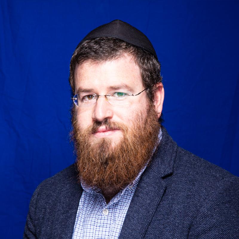 Rabbi Hayes, MEd.